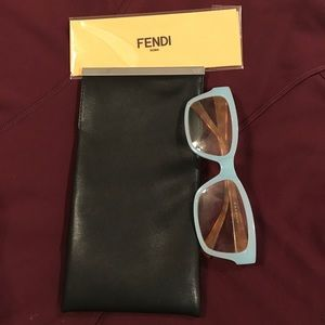 Fendi Eyeglass Case